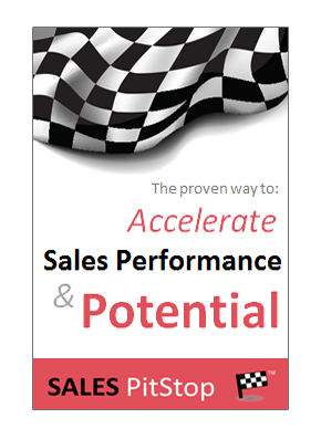 Sales Strategy Pitstop