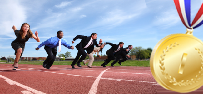 Welcome To The Sales Olympics