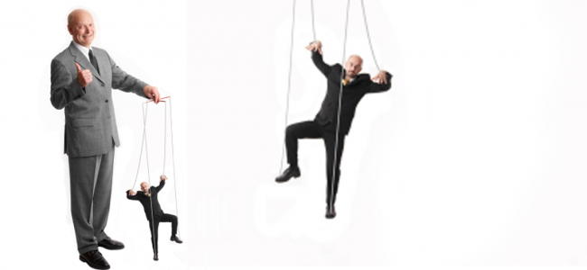 Sellers:  Are You A Control Freak, or A Puppet On A String?