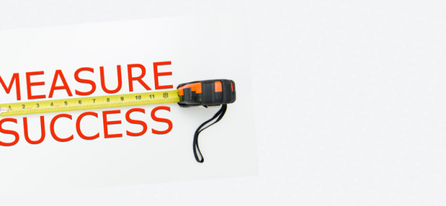 Measuring Success: In Search Of The Ultimate Sales Metric
