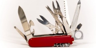 Why A Swiss Army Knife Won't Help You Sell!